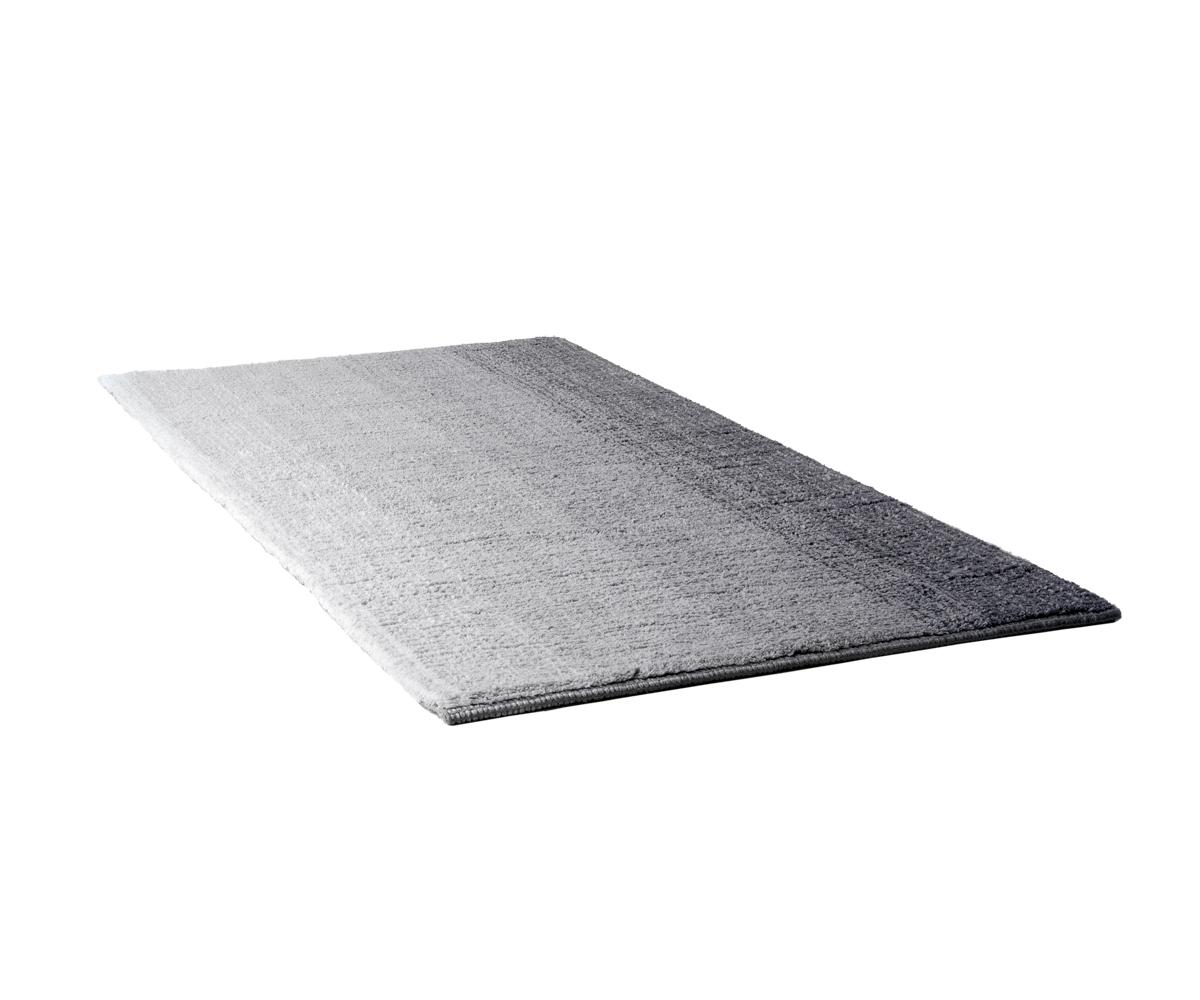 Badteppich Serie Colori Grau
