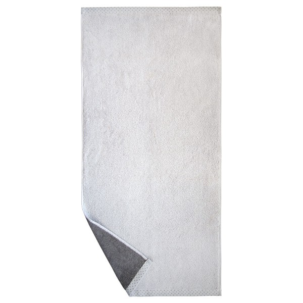 Basic Line Pünktchen Bordüre, silber