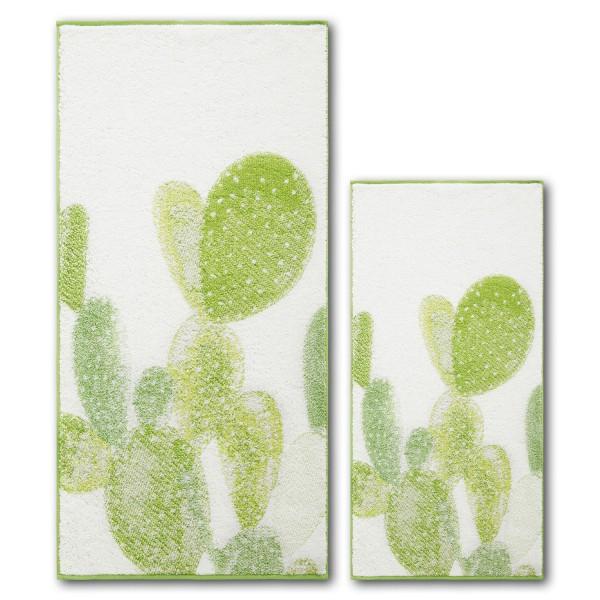 Frottierserie Green Paradise, Cactus, grün