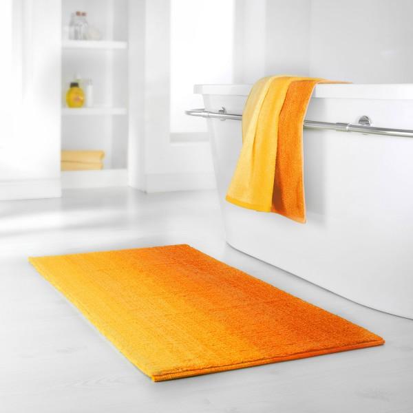 Badteppich-Serie Colori, gelb
