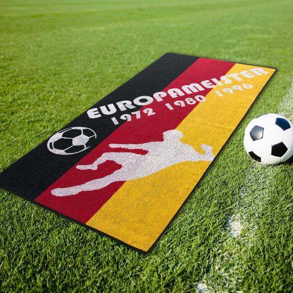 Europameister 2020, bunt