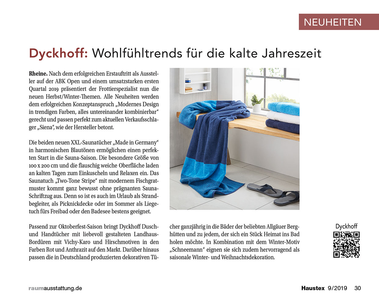 Haustex-Artikel-September-2019